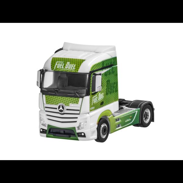 Actros, StreamSpace cab (2500),тягач седельный, Fuel Duel