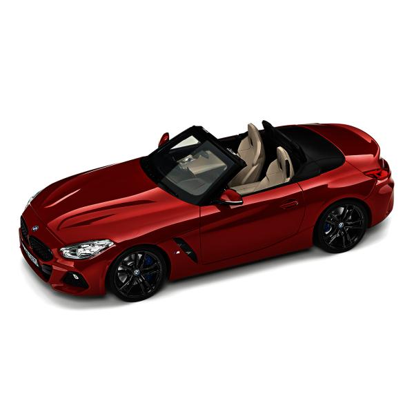 Модель BMW Z4