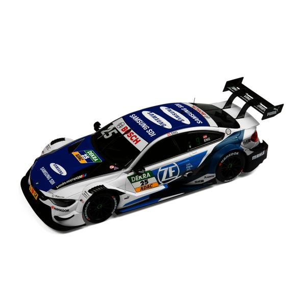 Модель BMW M4 DTM 2018