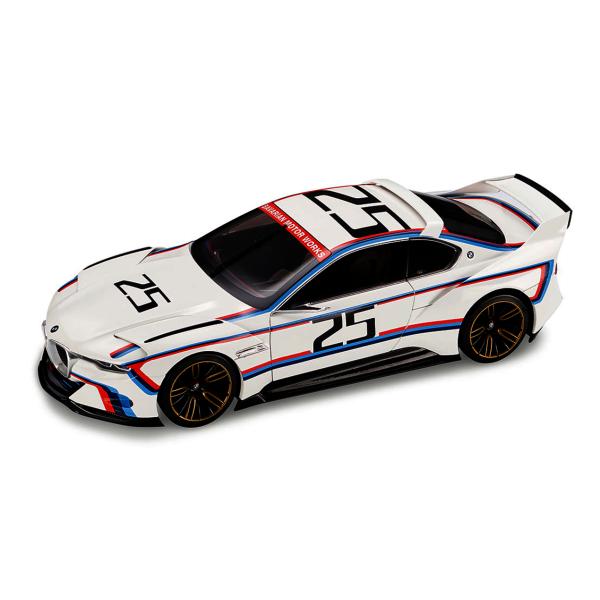 Модель BMW 3.0 CSL R Homage