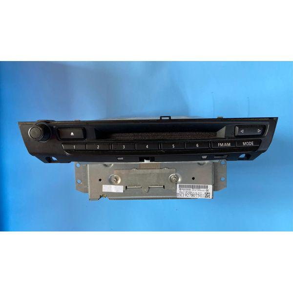 DVD-плеер с навигацией BMW X5 E70