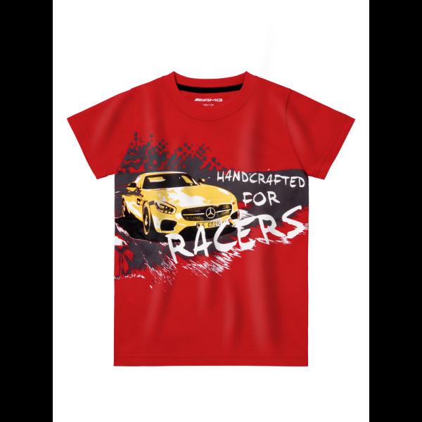 Детская футболка Mercedes-AMG GT