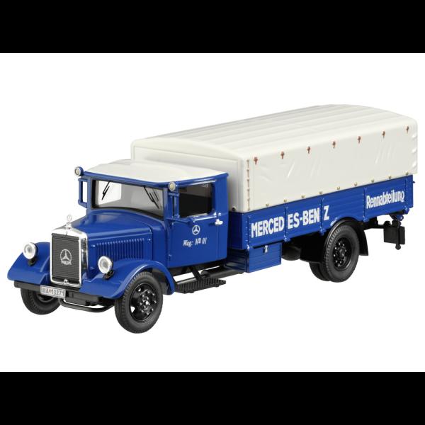 Lo 2750 Racing Car Transporter (1934)