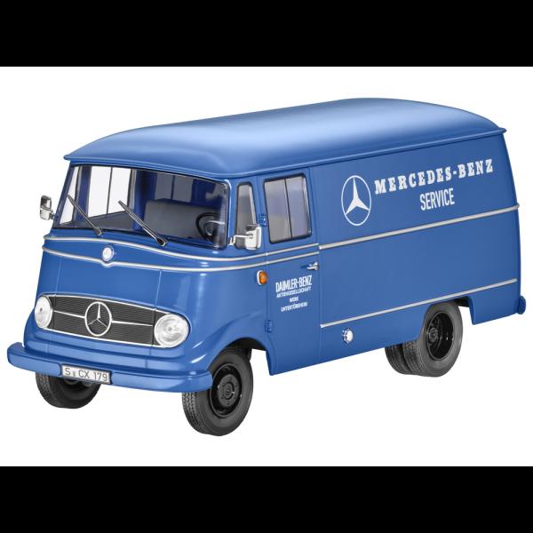 Панельный фургон L319 (1956-1967)