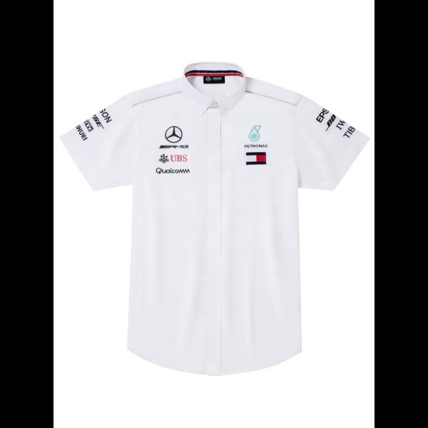 Мужская рубашка,Team