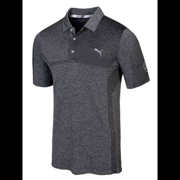 Тест Мужская рубашка-поло для гольфа