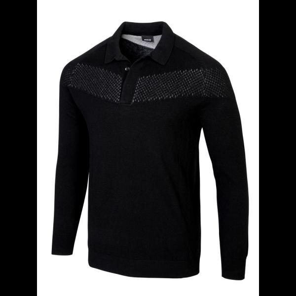 Мужской пуловер поло AMG