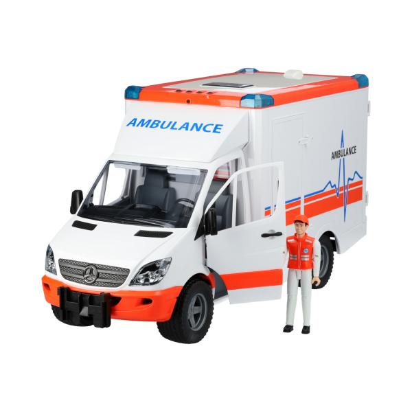 Mercedes-Benz Sprinter, Ambulance