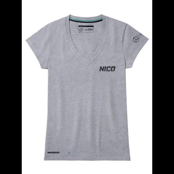Женская футболка Nikо №6