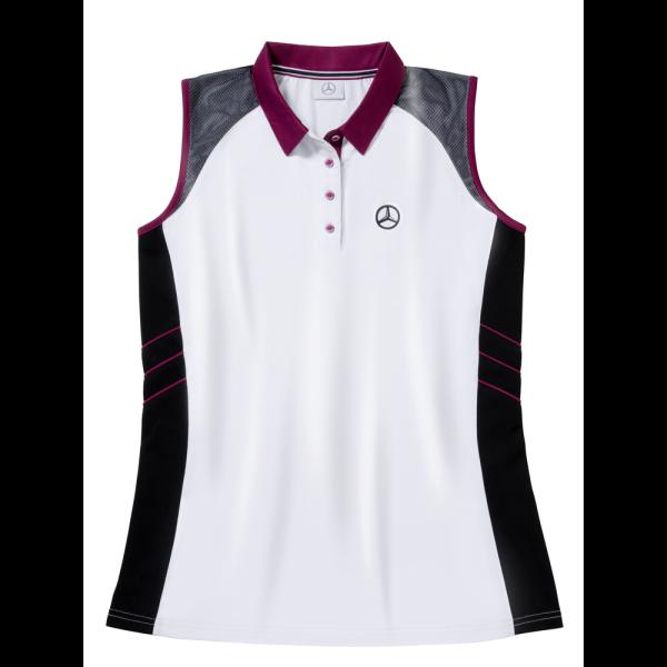 Женская рубашка поло для гольфа