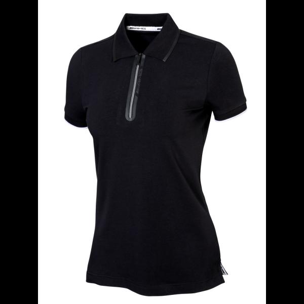 Женская рубашка поло AMG