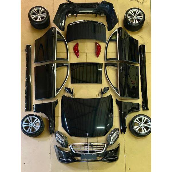 Автоматическая коробка передач S AMG W213 W222