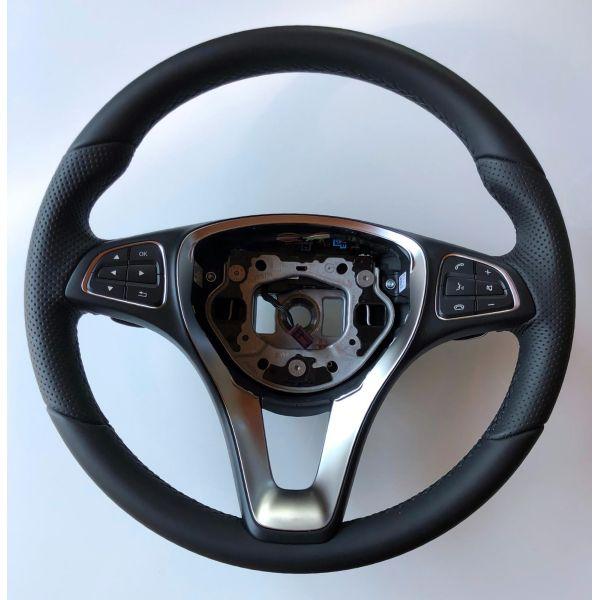 Руль Кожаный GLS X166