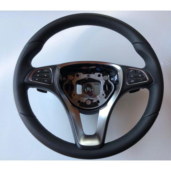 Кожаный руль Mercedes-Benz Original CLS W218