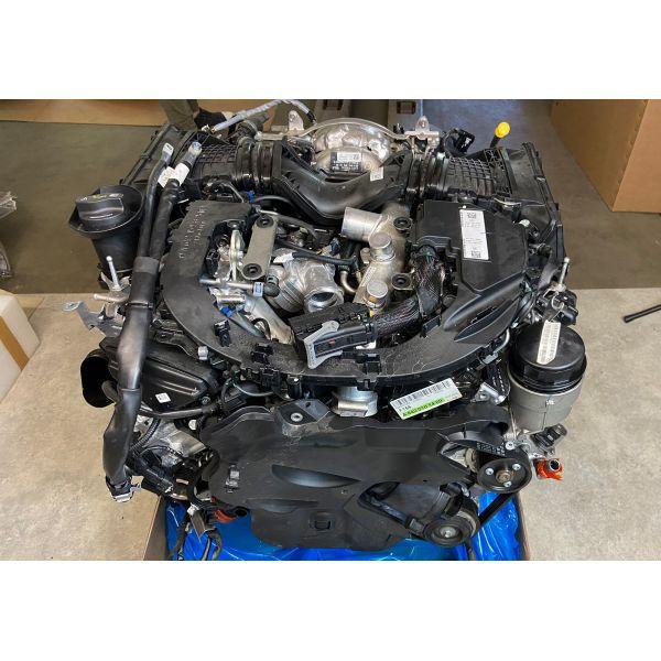 Двигатель GLS X166 350D