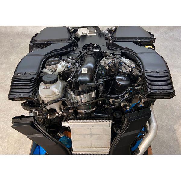 Двигатель CLS W218 400
