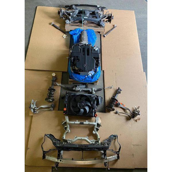 Двигатель CLS